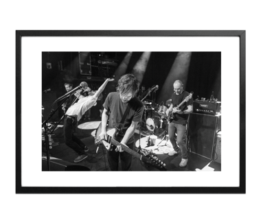 Irving Plaza, NYC #2, 1/25/18Framed PrintOriginal Artist Proof(SOLD)