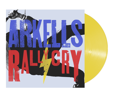 "Rally Cry 12"" Vinyl (Yellow)"
