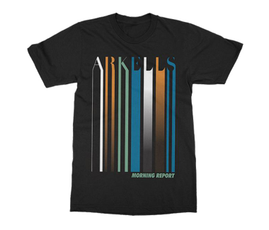 Morning Report Colours T-Shirt
