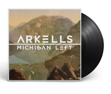 "Michigan Left Vinyl 12"" Vinyl"