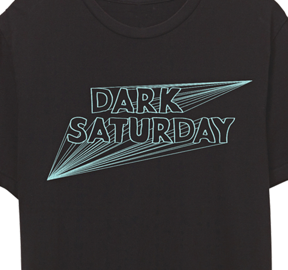 Dark Saturday Limited Edition Tee