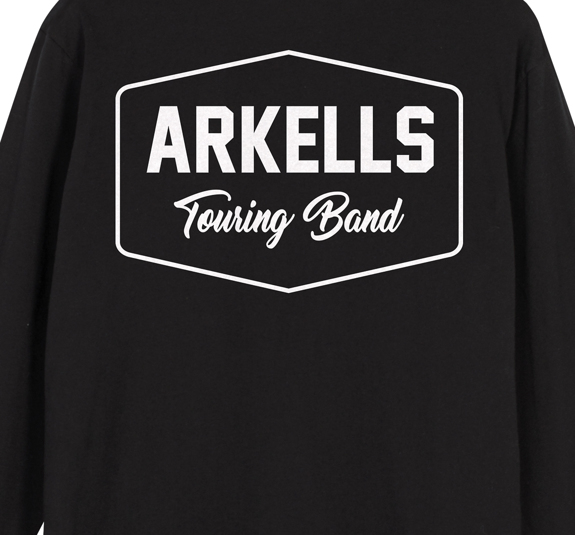 Touring Band Longsleeve