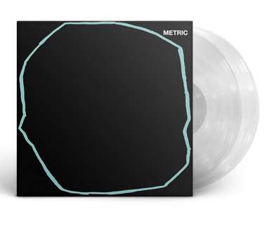 "Art of Doubt Limited Edition 12"" Vinyl (Clear)"