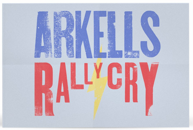 Rally Cry Limited Edition Flag