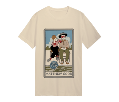 Friends T-Shirt Cream