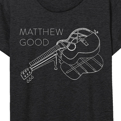 Women's Guitar T-Shirt