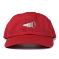 Rally Dad Hat Red