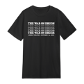 Word Fade Greek T-Shirt