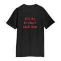 Witchy Feminist Rock Star T-Shirt