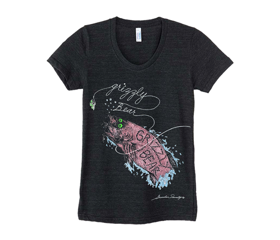 Women's Fish T-Shirt