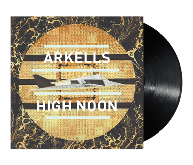 "High Noon 12"" Vinyl (Black)"