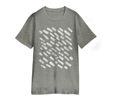White Bars T-Shirt