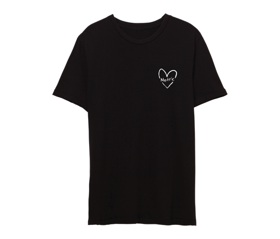 Love You Back Heart T-Shirt Limited Edition