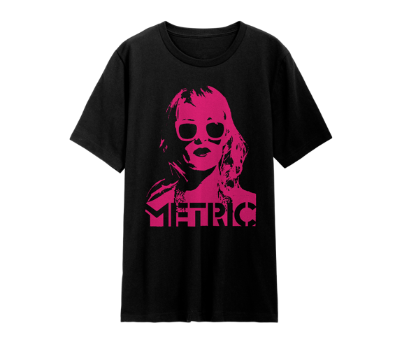 Emily Face T-ShirtLimited Edition
