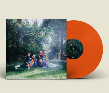 "BIG THIEF U.F.O.F. Limited Indie-Exclusive 12"" Vinyl (Translucent Orange)"
