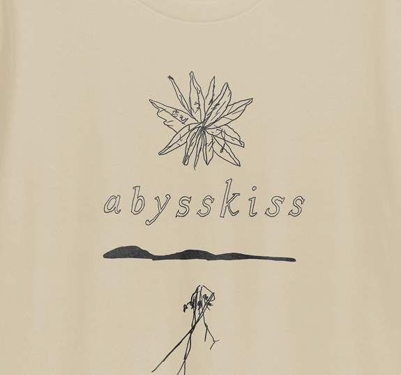 Abysskiss Sketch T-Shirt