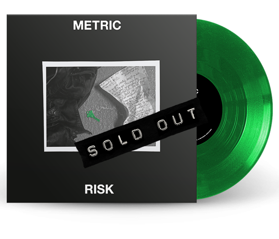 Risk / No Lights on the Horizon  Limited Edition