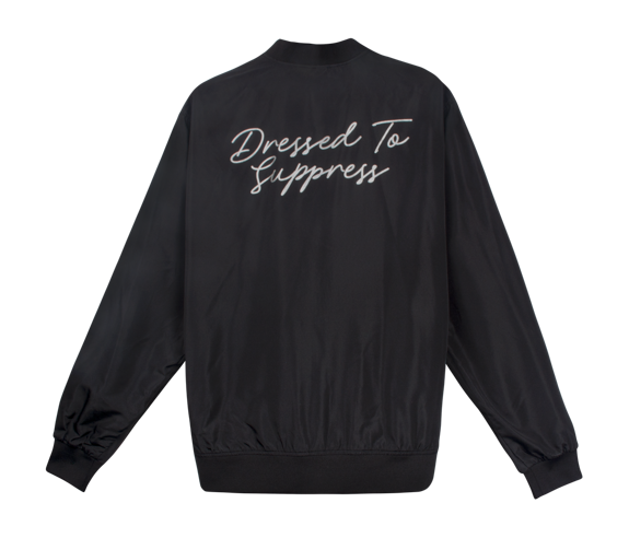 Dressed To Suppress Jacket + AOD Digital Download Limited Edition