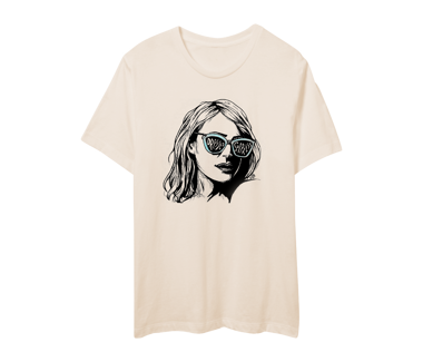 Emily Fan Art T-Shirt + AOD Digital Download