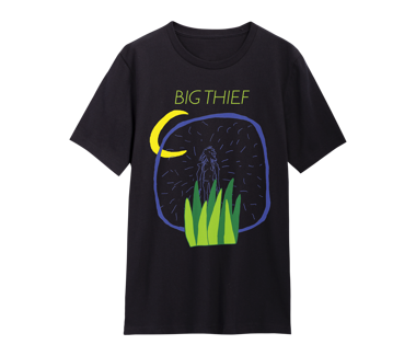 BIG THIEF Plant T-Shirt