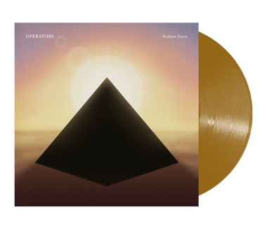"Radiant Dawn 12"" Vinyl (Gold)"