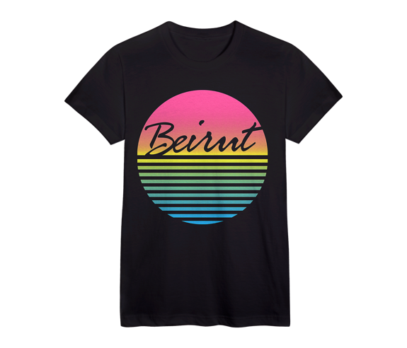 Women's Sunset T-Shirt