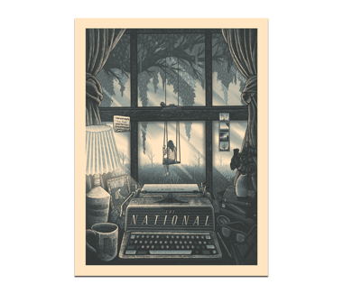 Philadelphia Union Transfer Poster May 15, 2019  (SOLD OUT)