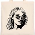 Emily Dressed to Suppress Tote Bag + AOD Digital Download