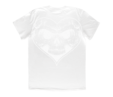 Glow in the Dark Heartskull T-Shirt