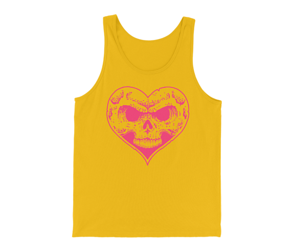 Heartskull Tank Top