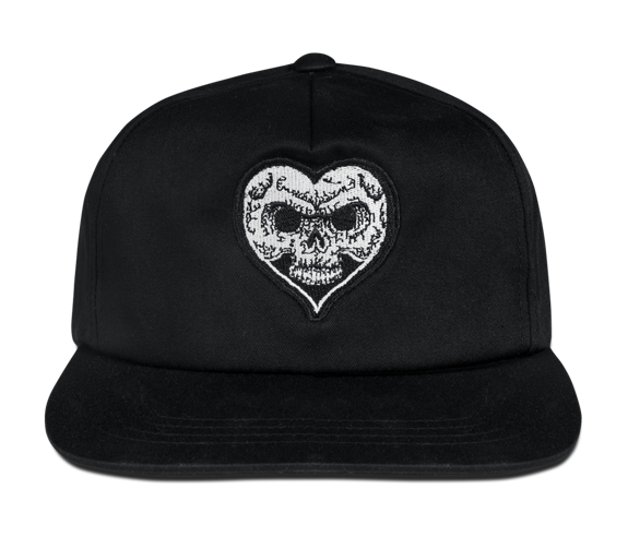 Heartskull Hat