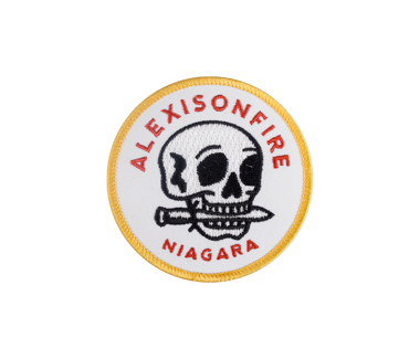 Niagara Skull Patch