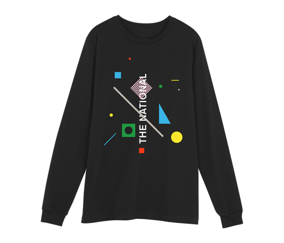 New Shapes Longsleeve