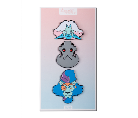Pin Pack - Strive - Havve - Meouch