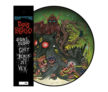 "Dogs Blood 12"" Picture Disc"
