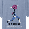 Celebrate Brooklyn! Festival T-Shirt  June 12 & 13, 2019