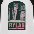 Limited Edition Rylan Raglan Baseball Shirt