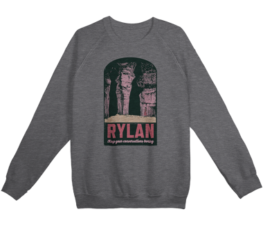 Limited Edition Rylan Crewneck Sweatshirt