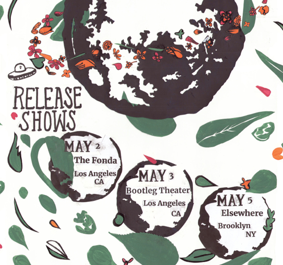 May 2019 Shows Poster