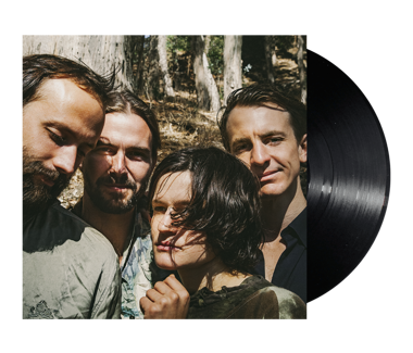 "BIG THIEF Two Hands 12"" Vinyl (Black)"