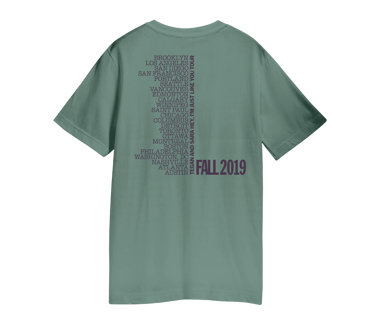 Hey I'm Just Like You Tour 2019 T-Shirt