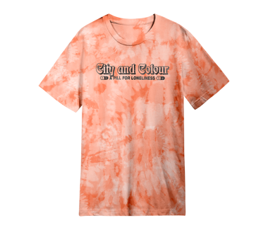 A Pill for Loneliness Tie Dye T-Shirt