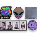 High School Sticker Pack