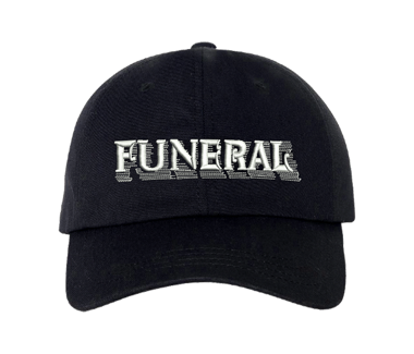 Funeral Dad Hat