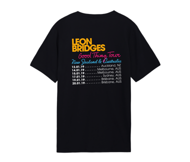 Neon Tour T-Shirt - AUS/NZ 2019