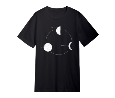Moon Circle - World Tour 2019/2020 T-Shirt
