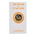 Stay Home Club x City & Colour Lucky To Be Lost Lapel Pin