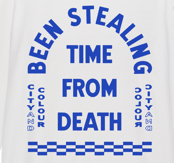 Been Stealing Time Longsleeve