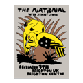 Brighton, UK Brighton Centre Poster December 7, 2019 Cherry Tree Variant  (SOLD OUT)