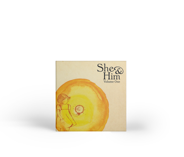 SHE & HIM Volume One CD
